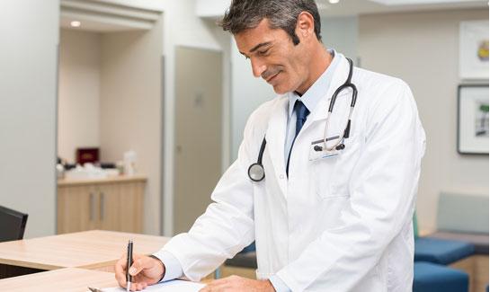 man-doctor
